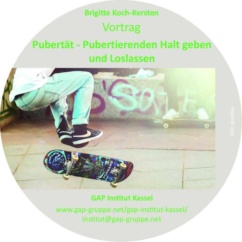 CD: Pubertät - Pubertierende halten und gehen lassen